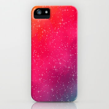Colorful Galaxy iPhone & iPod Case by Texnotropio