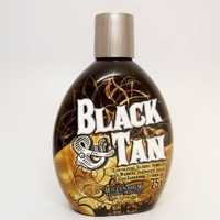 New 2011 Black & Tan 75x Indoor Tanning Bed Bronzer