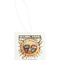 Sublime 40oz. To Freedom Air Freshener