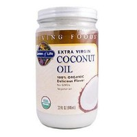Extra Virgin Coconut Oil by Garden of Life 16 fl. oz.