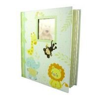 C.R. Gibson Keepsake Memory Book of Baby&#x27;s First Year