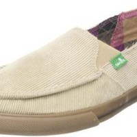 Sanuk Women's Standard Corduroy Slip-On Loafer