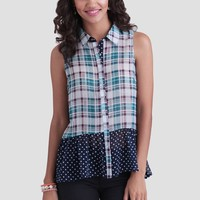 Schoolhouse Ruffled Blouse