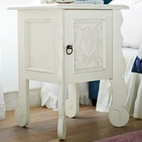 Junk Gypsy Wild Hearts Bedside Table