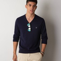 AEO Classic V-Neck Sweater