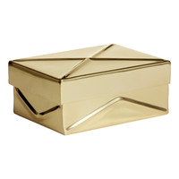 H&M - Metal Box with Lid -
