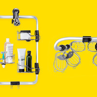 Shower Station Modular Shower Caddy