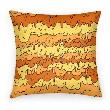 Slimy Yellow Pillow