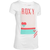 Roxy Surf Slab Harmony T-Shirt - Short-Sleeve - Girls'