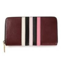 Sonia Rykiel Striped Wallet - Chalk - Farfetch.com