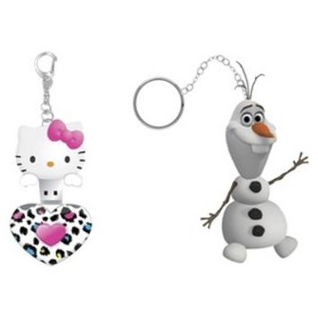 Olaf OR Hello Kitty 8GB USB Flash Drive (Assorted Styles)