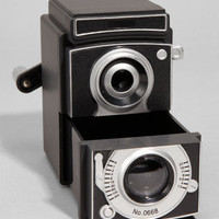 fredflare.com | 877-798-2807 | vintage camera pencil sharpener