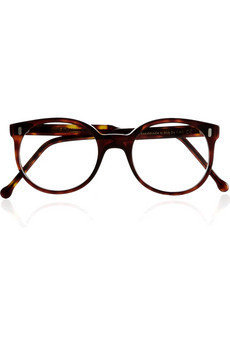 Cutler and Gross | Round-frame tortoiseshell optical glasses | NET-A-PORTER.COM