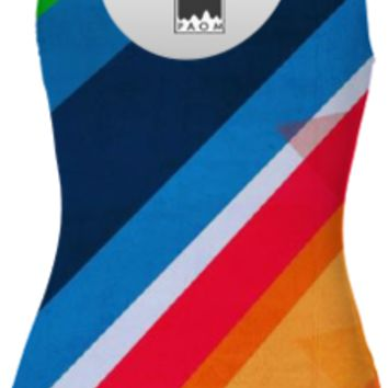 Serape / Swimsuit created by duckyb | Print All Over Me