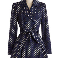 Capital Class Trench | Mod Retro Vintage Jackets | ModCloth.com