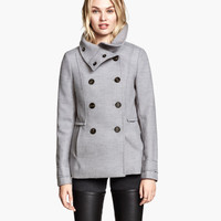 H&M Double-breasted Jacket $39.95