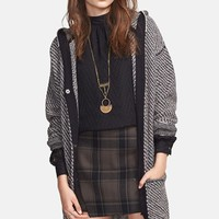 Free People 'Orkney Isle' Hooded Cardigan