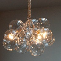 Bubble Chandelier Original Size by Jean Pelle