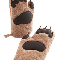 Fred Quirky Cub on By Oven Mitts
