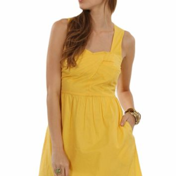 Fields of Sunflowers Dress *