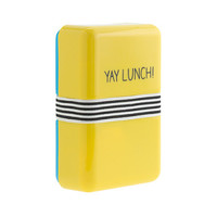 An Enthusiastic Lunch Box