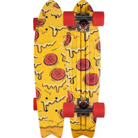Globe Graphic Bantam Skateboard Pizza One Size For Men 24615395701