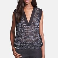 Elizabeth and James 'Zade' Burnout Top | Nordstrom