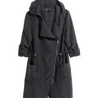 Coat with Hood - from H&M