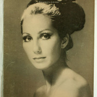 CHER SHEET MUSIC 1974 Train of Thought