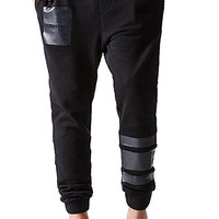 Been Trill Trill Sweatpants - Mens Pants - Black -