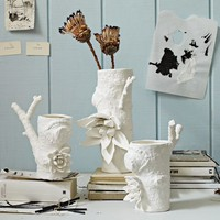 Ceramic Matters Branch Vases | west elm