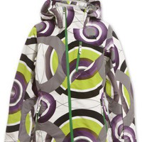 The North Face Interlude Print Insulated Jacket - Snowboard Shop > Women's Snowboard Outerwear > Women's Snowboard Jackets > Women's Insulated Snowboard Jackets