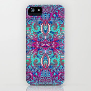 Indian Style G238 iPhone & iPod Case by MedusArt