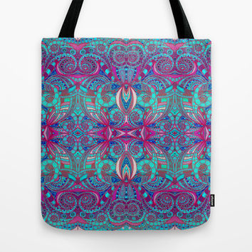 Indian Style G238 Tote Bag by MedusArt