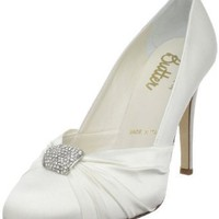 Bridal by Butter Women's Cube-B Platform Pump