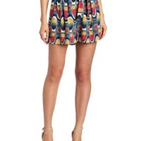 Lucky Brand Women's Veronica Printed Short