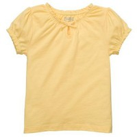 Osh Kosh Girls 2-4T Cinch Keyhold Tee Shirt