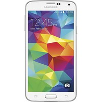 Samsung - Galaxy S 5 Cell Phone - Shimmery White (Sprint)