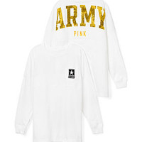 Army Bling Varsity Crew - PINK - Victoria's Secret
