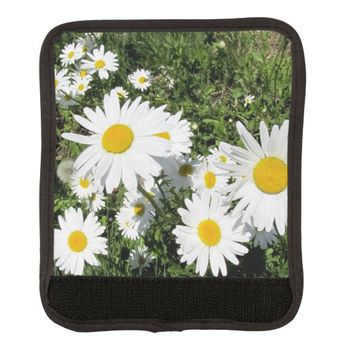 Daisy Luggage Handle Wrap
