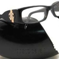 Roberto Cavalli Eyeglasses Azeztulite 483 001 Black Optical Frame 54mm