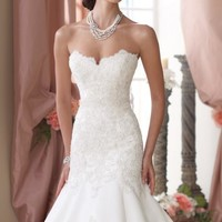 David Tutera 114290 Dress - MissesDressy.com
