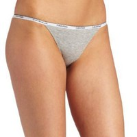 ck one Women's Cotton String Bikini