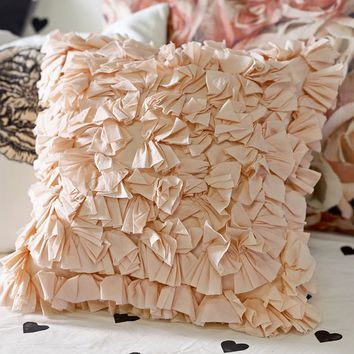 The Emily + Meritt Frill Pillow Cover