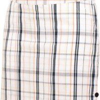 LIJA Women's Paradox Plaid Skort