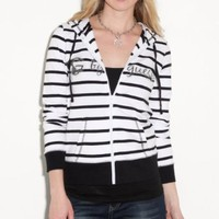 G by GUESS Sarey Zip Up Hoodie