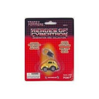 Transformers Bumblebee Keychain, Heroes on Cybertron, Generation One Collection