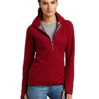 Columbia Women&#x27;s Fresh Heat 1/2 Zip Long Sleeve Shirt