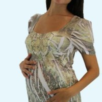 Mommy Paradise Maternity Top 3520