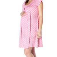 Baby Be Mine Maternity / Nursing Nightgown